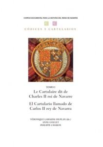 Le cartulaire dit de Charles II de Navarre