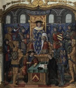 Droit, écriture : la construction de la souveraineté
